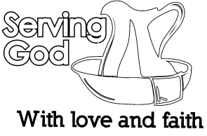 fcucc logo serving God with love and faith