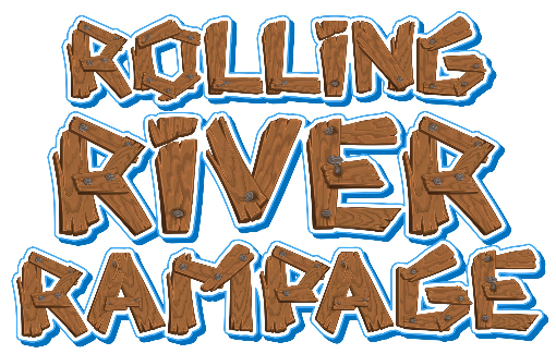 vbs 2018 logo rolling river rampage